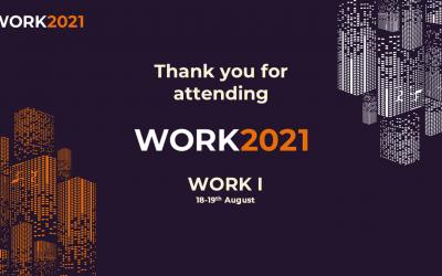Highlights of WORK I Conference: Work beyond Crises
